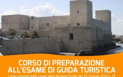 Corso di preparazione all'esame di Guida Turistica