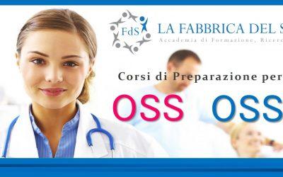 Corso di Preparazione per OSS – Operatore Socio Sanitario