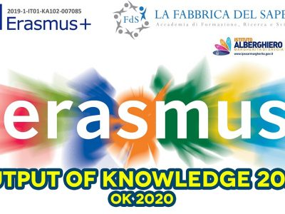 Progetto Erasmus 2019/2021 – OK 2020