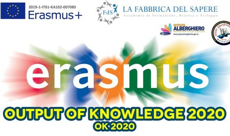 "Erasmus Plus ""Output of Knowledge"""